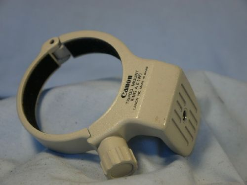 '     CANON Tripod Mount Ring A II W -MINT-NICE- ' Canon Mount Ring -MINT- £49.99